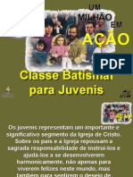 Classes Biblicas Para Juvenis