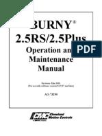 Burny 2.5 Plus