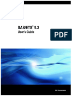 SAS_ETS 9.3 User's Guide