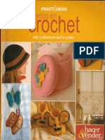 Objetos en Crochet