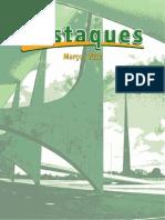 Caderno Destaques primeira edição de 2012