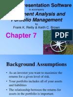 Ch 07_Portfolio Management
