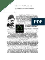 (2) Gurdjieff 1872-1949[1]