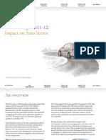 UnionBudget2011-12 Auto Sector