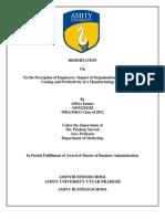 Dissertation `1