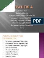 Hepatitis a Tugas KLPK