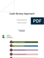GME Code Review Approach