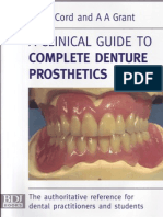 A Clinical Guide to Complete Denture
