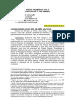Direito Processual Civil 4