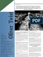 Entrevista a Oliver Twist, responsable de publicidad de VAESA