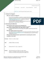 ITIL FAQ