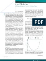 Apr04 Seismic Forward Modeling