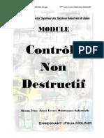 Controle Non Destructif (CND)