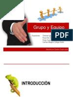 Grupo y Equipo