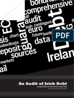 Audit of Irish Debt