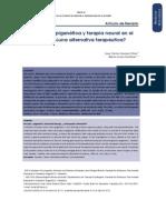 Procaína, epigenética y terapia neural en el cáncer, ¿una alternativa terapéutica?
