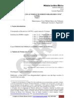Resumo Lei de Introdução a Normas de Direito Brasileiro