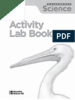 California Science Grade4 ActivityLab