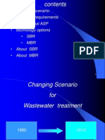 Wastewater Treatment & Recycle Options