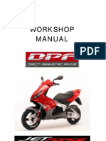 Peugeot JetForce 50 125 Workshop Service Repair Manual