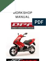 Peugeot JetForce 50 125 Workshop Service Repair Manual