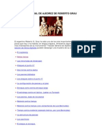 Grau Roberto - Tratado General de Ajedrez
