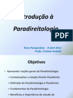 Introducao a Paradireitologia