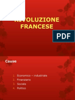 Presentazione Rivoluzione Francese