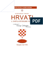 Veliša Rajičević Psunjski - Hrvati u svetlu istorijske istine