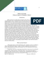 Luschnig 2001 Medea in Corinth- Political Aspects of Euripides' Medea