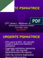 Urgente Psihiatrice
