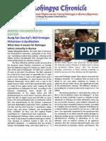 Rohingya Chronicle Vol.4 No.3