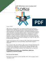 Tutorial Validar e Ativar o Office 2007 e 2003