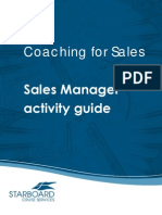DOC 1 - Coaching for Sales - Sales Manager Guide