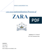 Zara Assignment