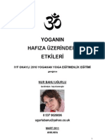 yoga hafıza Banu-tez