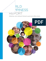 World Happiness Report 2012