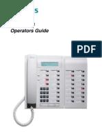 Siemens Hicom 118 Operator Guide