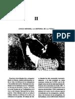 Chico Mendes. en Defensa de La Vida. Entrevista