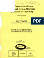 Powell (1987) the Exploratory Loop a Manual 2nd Ed
