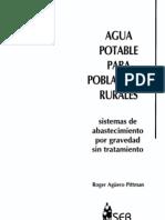 Agua Potable Para Poblaciones Rurales Sistemas de Abastecim[1]