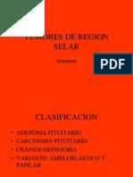 Tumores de Region Selar