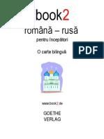 Invata Rusa - Cartea