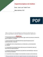 métodos espectrocópicos de análisis