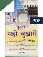 Hi Mukhtasar Sahih Bukhari-2