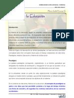 01_Historia de La Educacion Introduccion_01