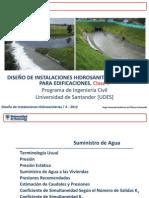 Clase II_Instalaciones Hidrosaitarias