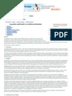 A questão ambiental e os resíduos industriais - Monografias