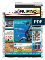 FreeFilipino Club Leadership Mag First Quarter 2012