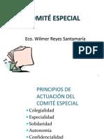 Diplomado Comite Especial y Bases Administrativas